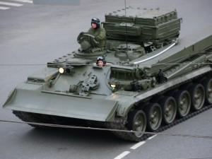 БРЭМ-1 у Красной площади
