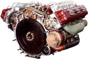 Двигатель УТД-20