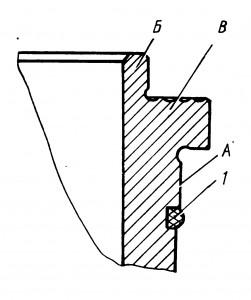 Уплотнение гильзы В-84