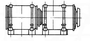 ФВУА-100А Установка фильтровентиляционная автомобильная агрегативная