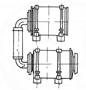 ФВУА-100А-12-II, ФВУА-100А-24-II Установка фильтровентиляционная автомобильная агрегатированная